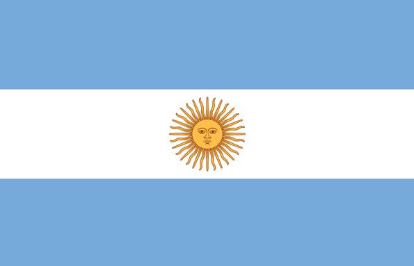 Drapeau Argentine - Argentinian flag