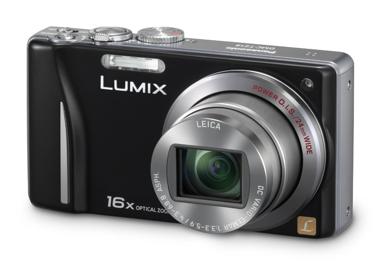 Appareil photo numérique - Panasonic LUMIX DMC-TZ18