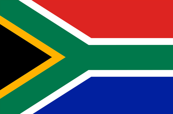 Drapeau Afrique du Sud - South African Flag