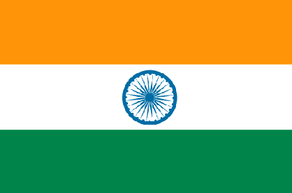 Drapeau Inde - Indian Flag
