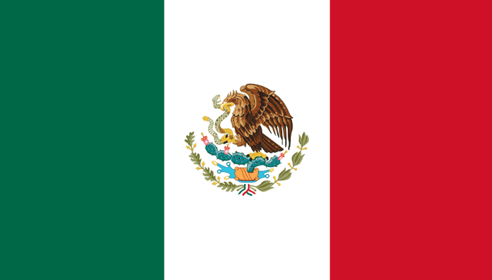 Drapeau Mexique - Mexican Flag