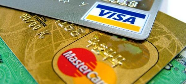 Argent en voyage - Cartes de crédit