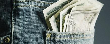 Argent en voyage - Espèces Cash