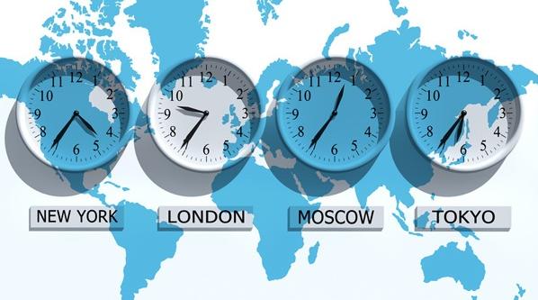 Éviter réduire les effets du décalage horaire - jet lag
