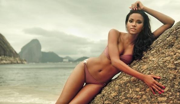 Les plus belles femmes du monde - Angola