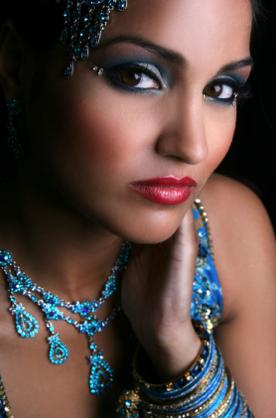 Les plus belles femmes du monde - Inde