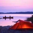camper au quebec - canada