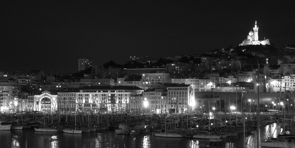 Marseille by night - Marseille la nuit