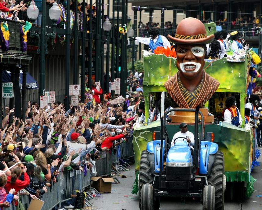 Carnaval Mardi Gras - Nouvelle Orléans Louisiane