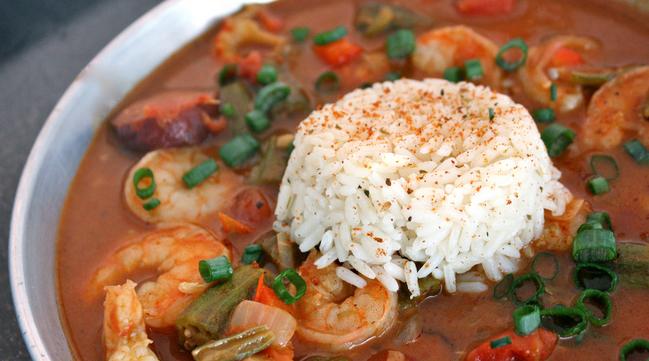 Gumbo - specialite culinaire louisiane