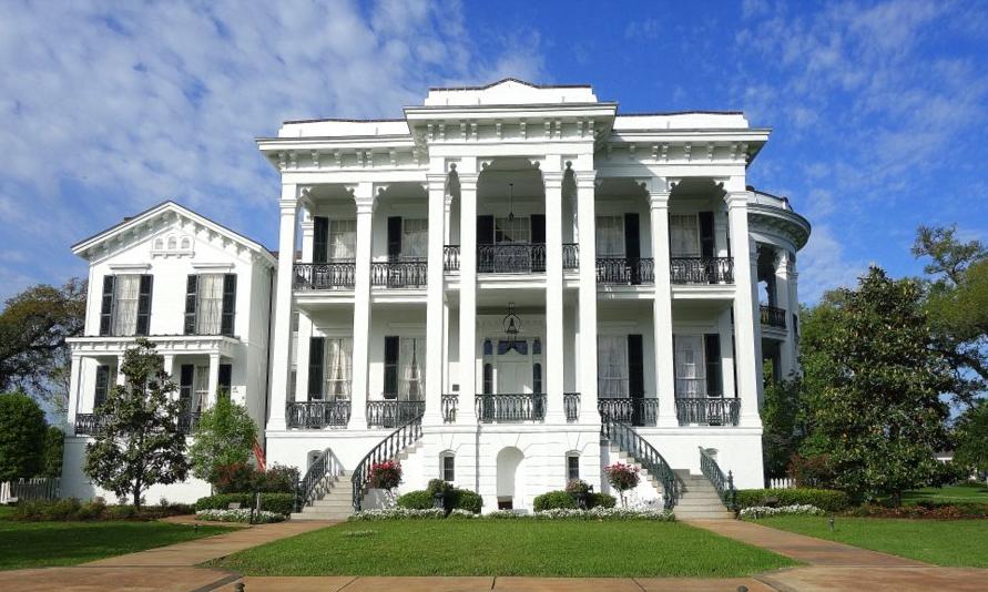 Nottoway Plantation House - White Castle - Louisiane