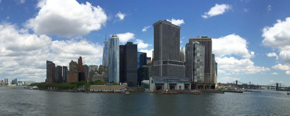 Panorama New York - Gratte ciel - Manhattan - Very World Trip