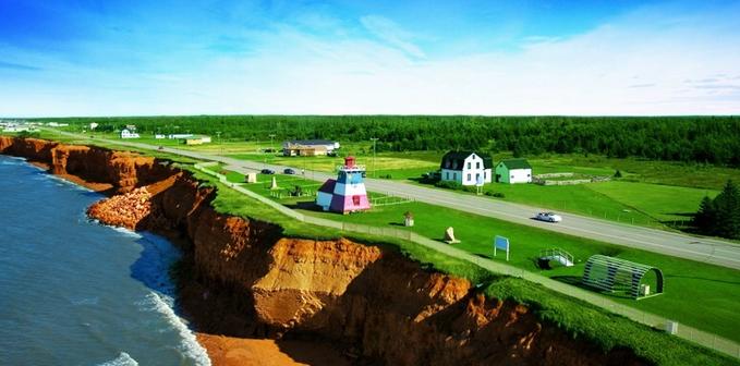 Grande Anse - Nouveau Brunswick - Canada