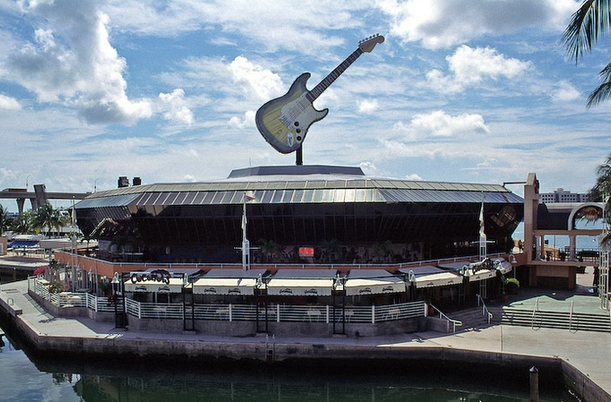 Hard Rock Cafe - Miami Bayside