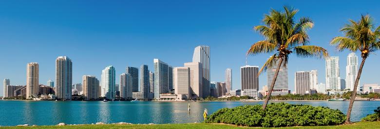 Panorama Miami Floride Etats Unis