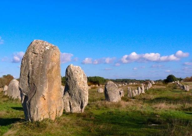 Carnac - Menhirs