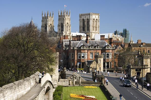 York minster - City of York - England