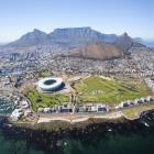 Afrique du sud vue du ciel