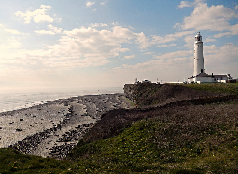 Nash Point Lighthouse, Vale of Glamorgan