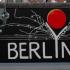 Célèbre mur New York - Berlin - Tokyo